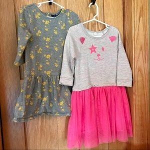 Baby Gap girls size 5 dresses